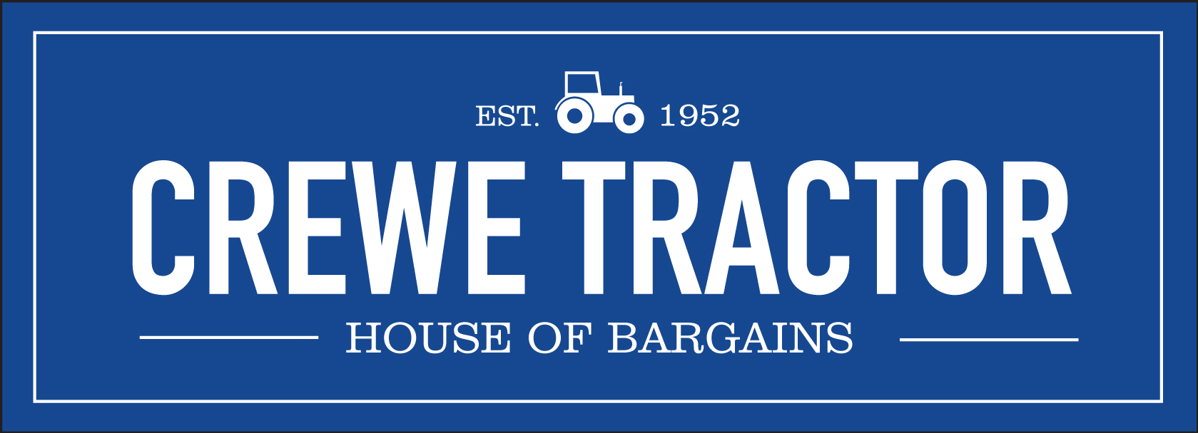 Visit Crewe Tractor homepage